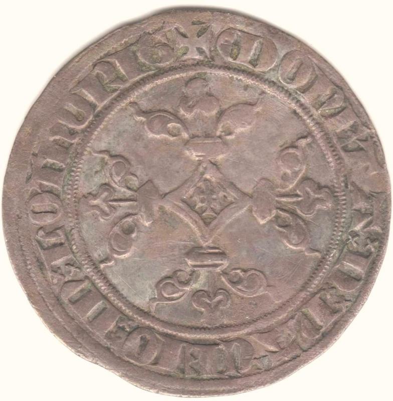 plaque Jean 1er