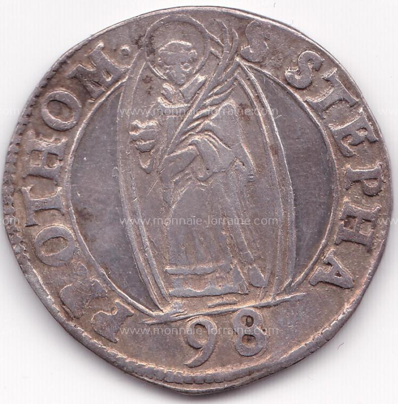 1598 Teston cité de Metz