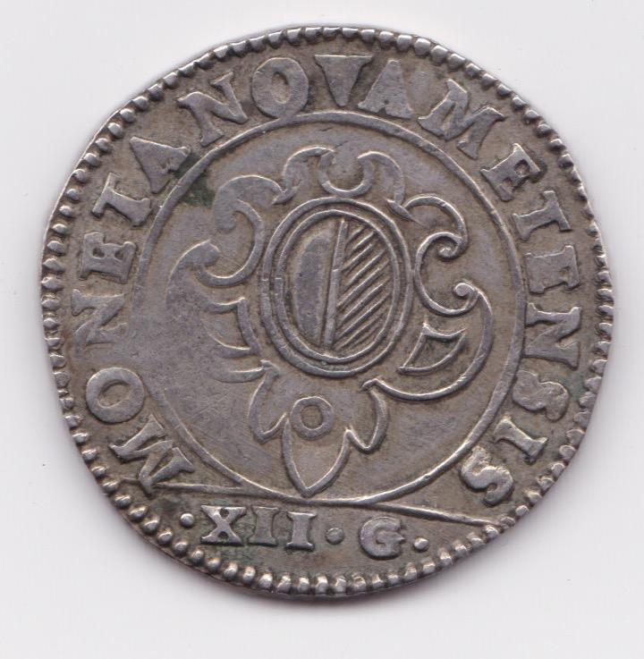 1620 franc 12 gros cite de metz r