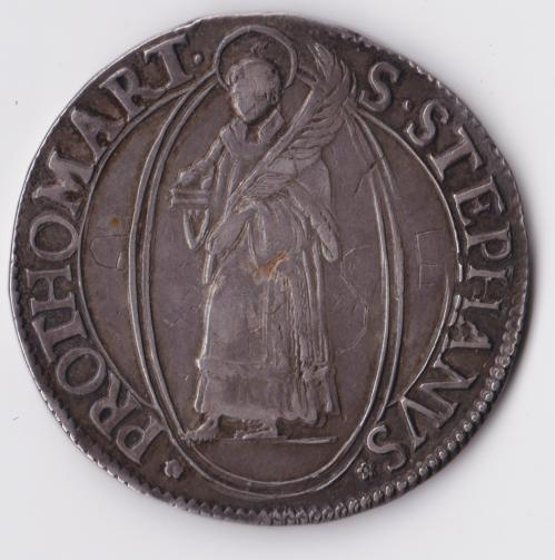 1638 c v thaler de metz aigle bicephale