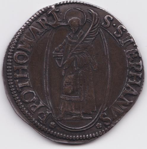 1638 o thaler de metz aigle bicephale