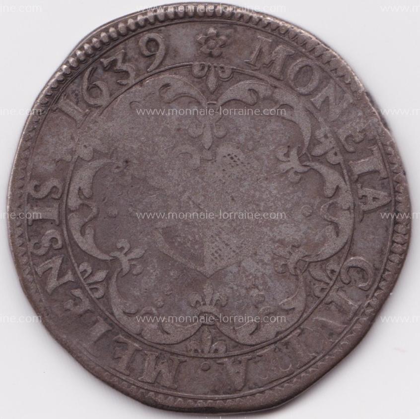 1639 demi thaler metz
