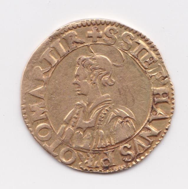 1639 florin d or cite de metz au saint etienne