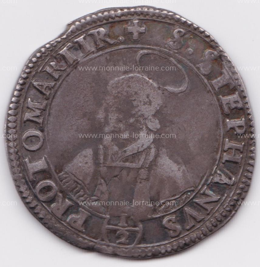 1640 demi de thaler