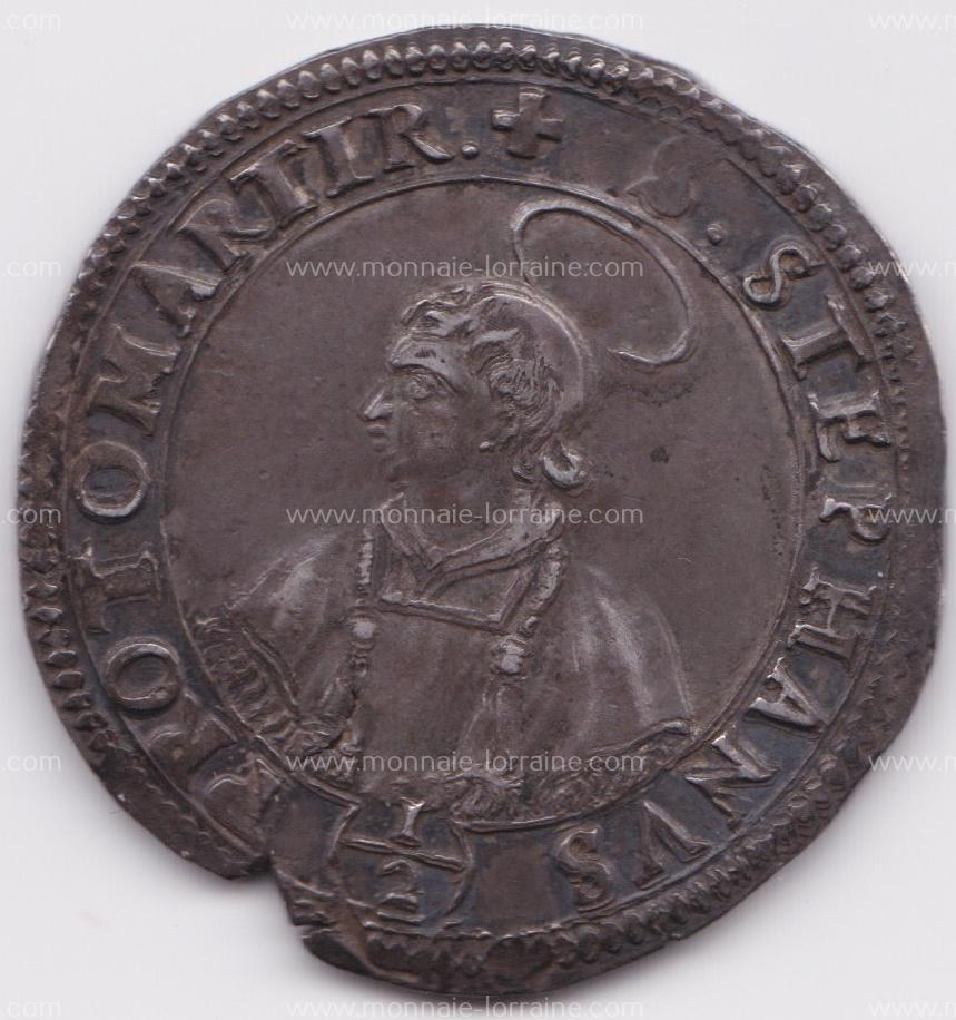 1641 demi de thaler