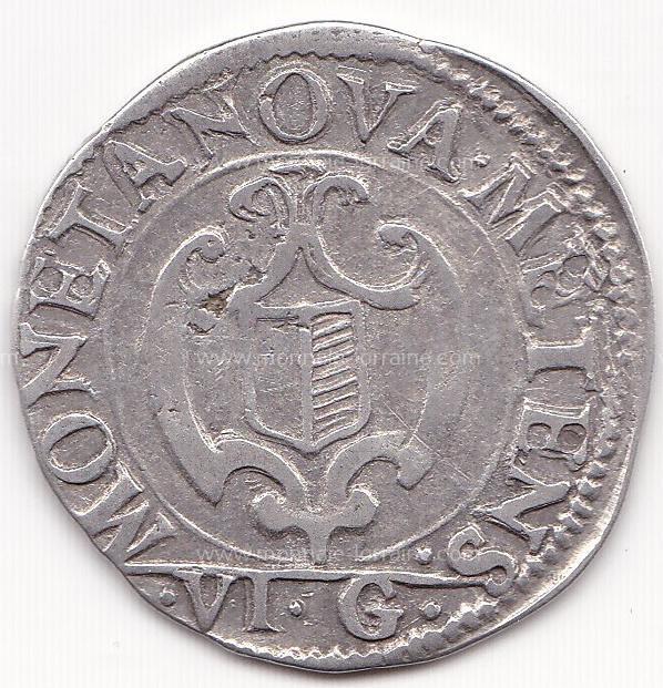 1658 n 4 metz r le demi franc cite de metz flon 4 pages 747