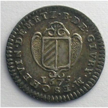 1675 bernard de pellart r argent 15mm