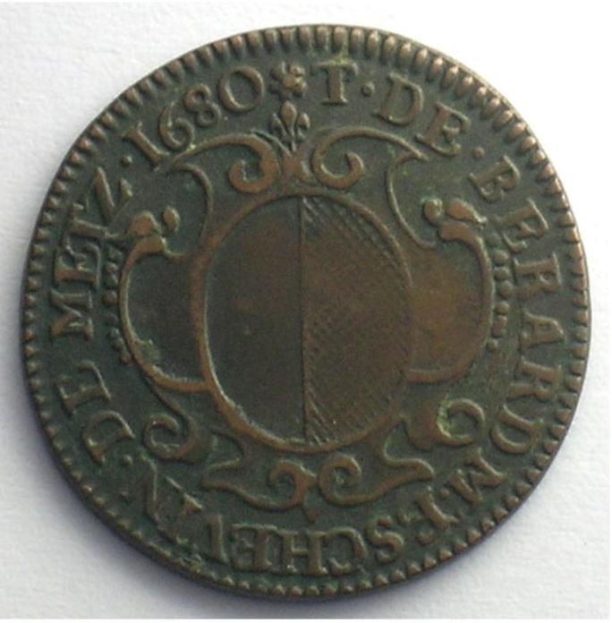 1680 thomas de berrard a cuivre