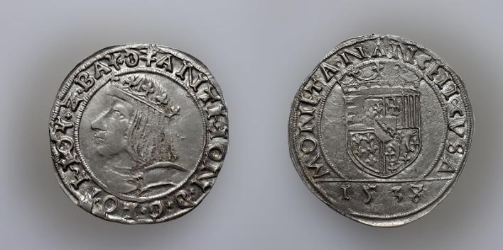 1538  Teston D'Antoine Var