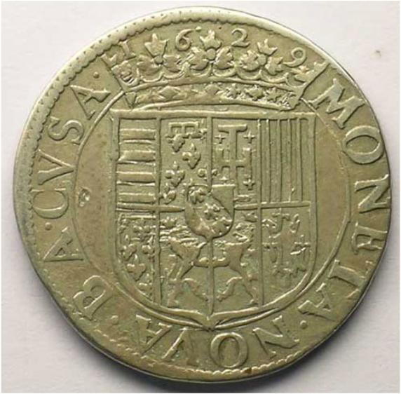 Teston François II 1629