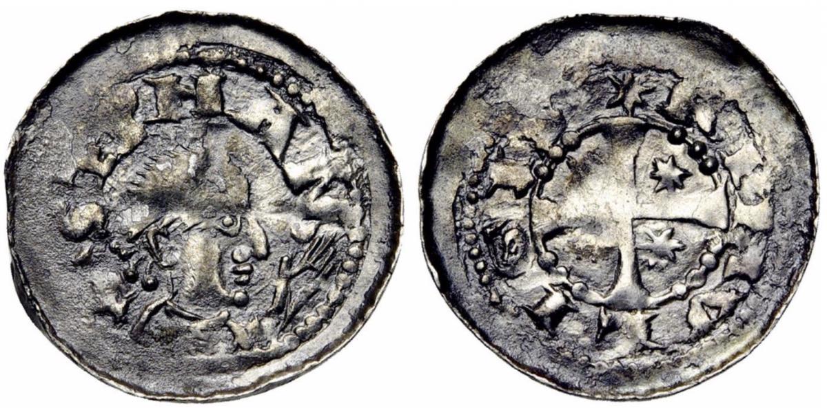 denier Adalbéron IV