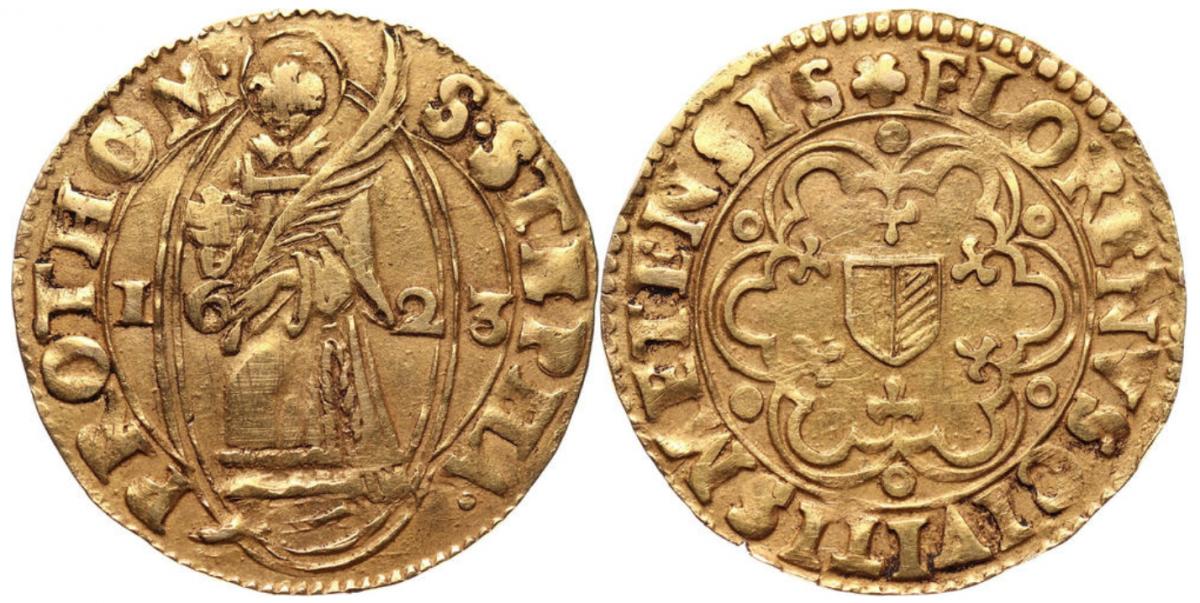 Florin 1623