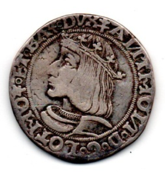 1516 Teston D'antoine