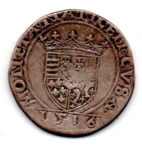 1516 Teston D'antoine R