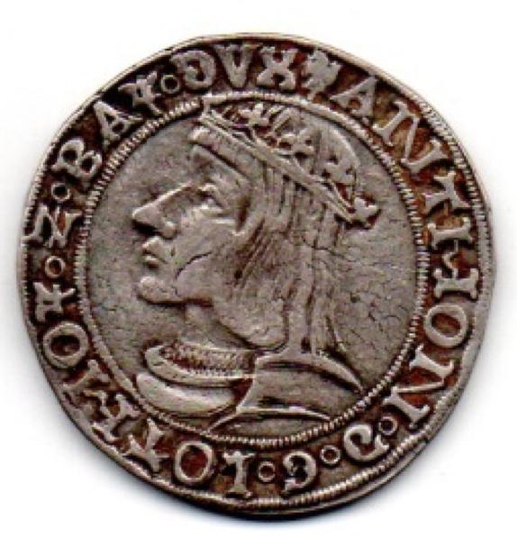 1529 Teston Antoine