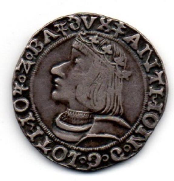 1531 Teston Antoine