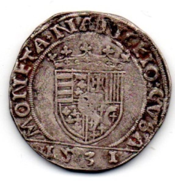 1531 Var 2 Teston Antoine R