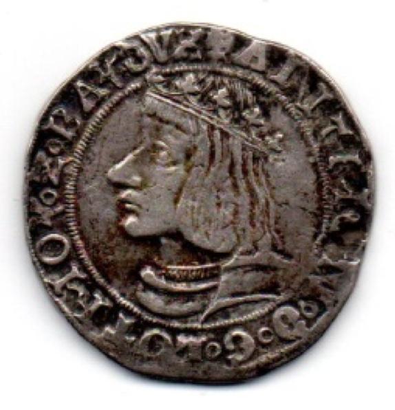 1535 Teston Antoine