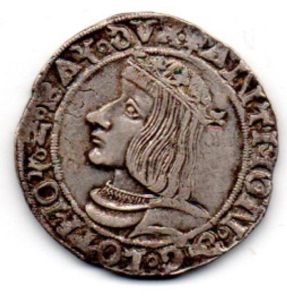1536 Teston Antoine