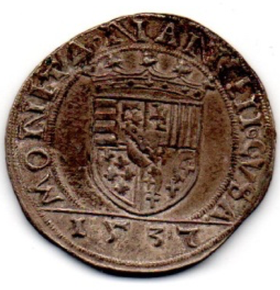 1537 Teston Antoine