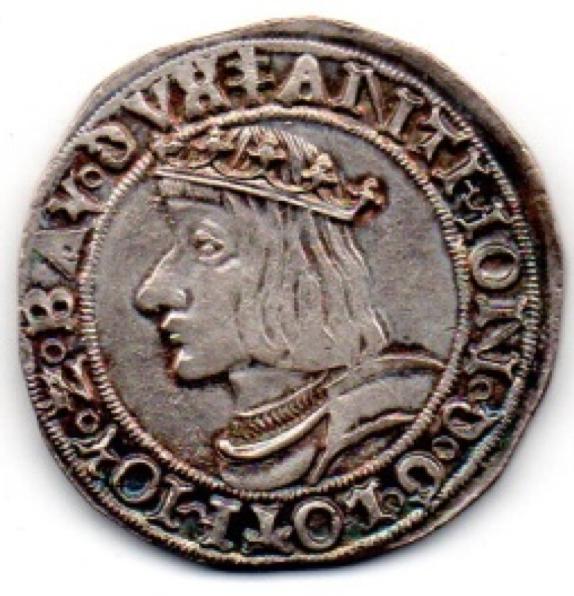1538 Teston Antoine