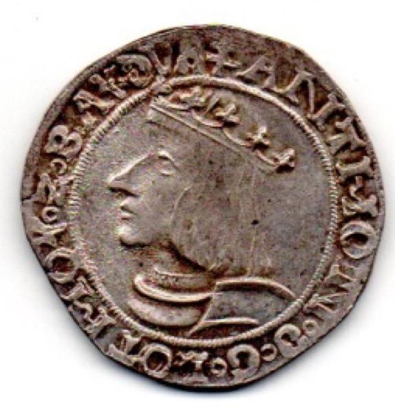 1542 Teston Antoine v