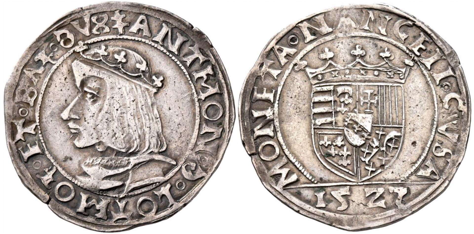 1527 Teston Antoine