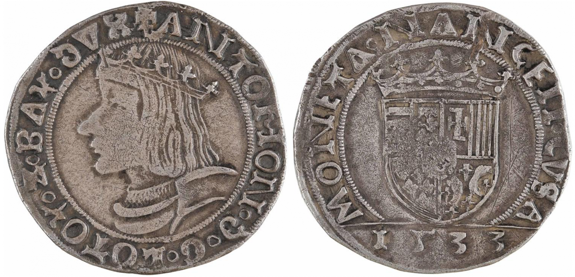 1533 Teston Antoine