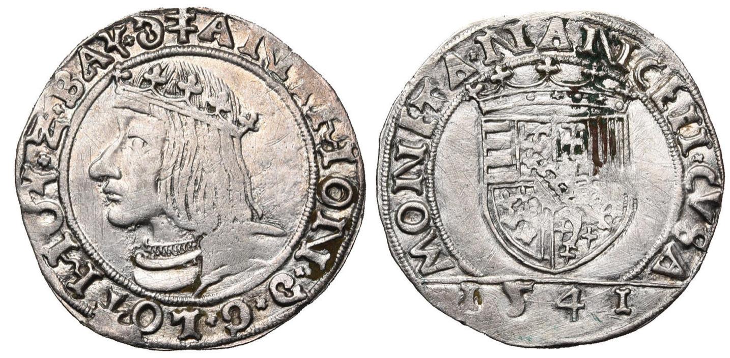 1541 Teston Antoine
