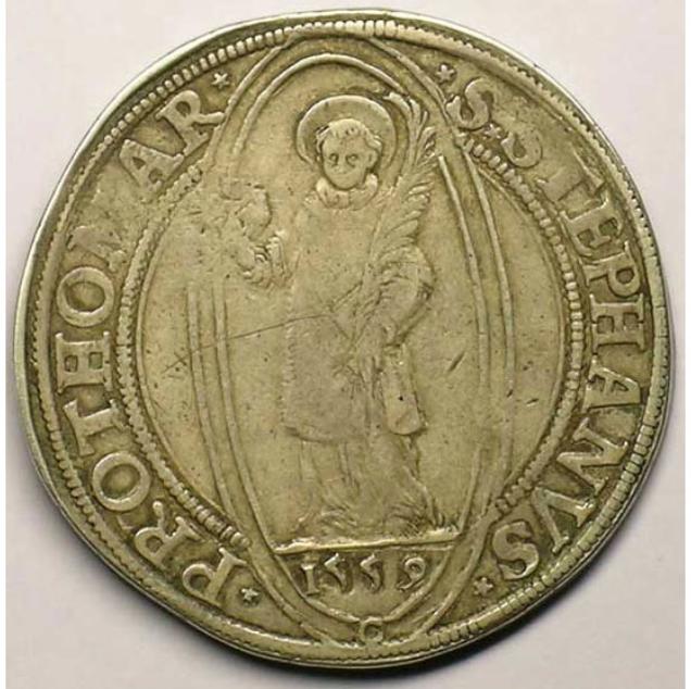 Thaler Charles 1er 1559
