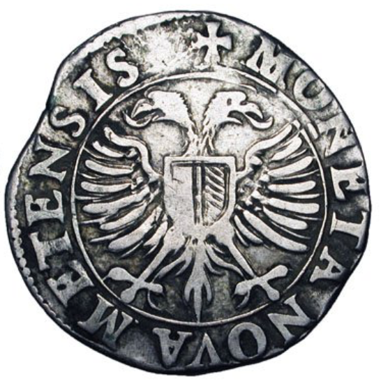 1597 Teston cité de Metz