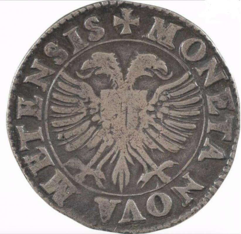 1599 VAR Teston cité de Metz