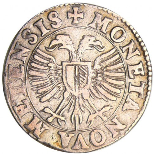 1600 Teston cité de Metz