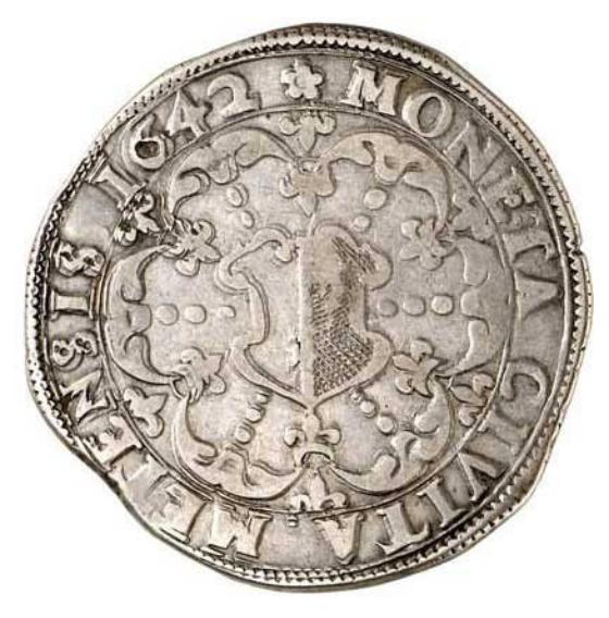 1642 Demi thaler