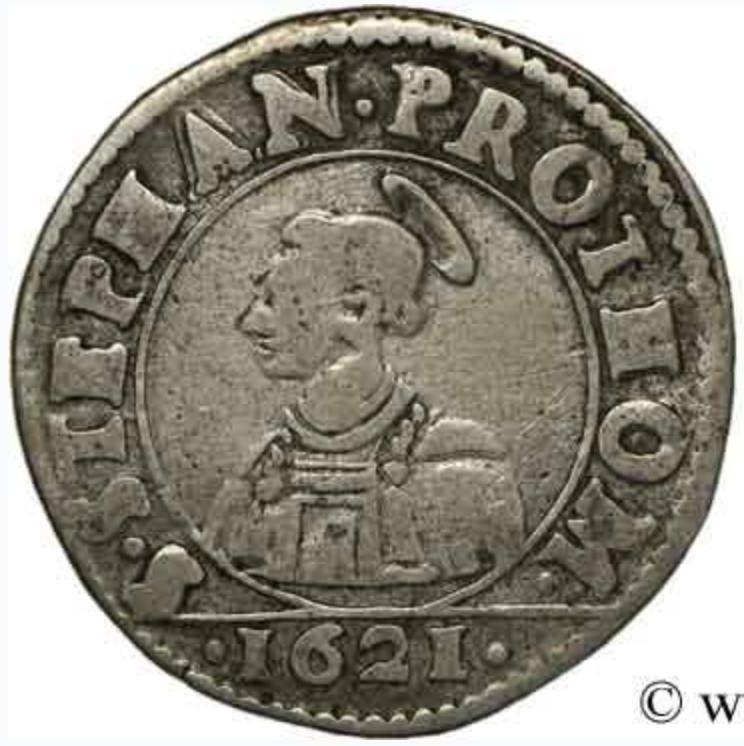 Demi francs 162&