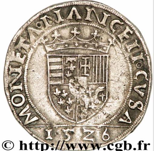 1526 V TESTON