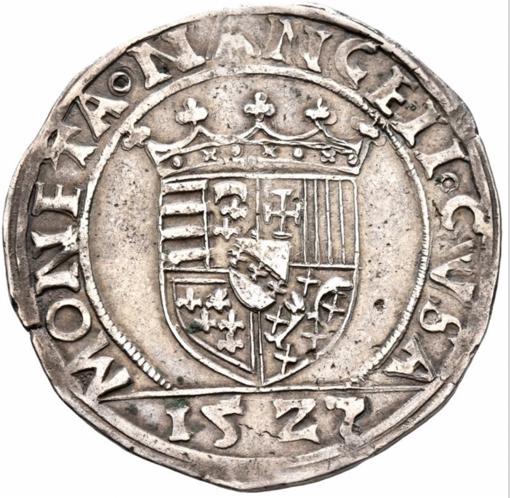 1527 teston D'Antoine