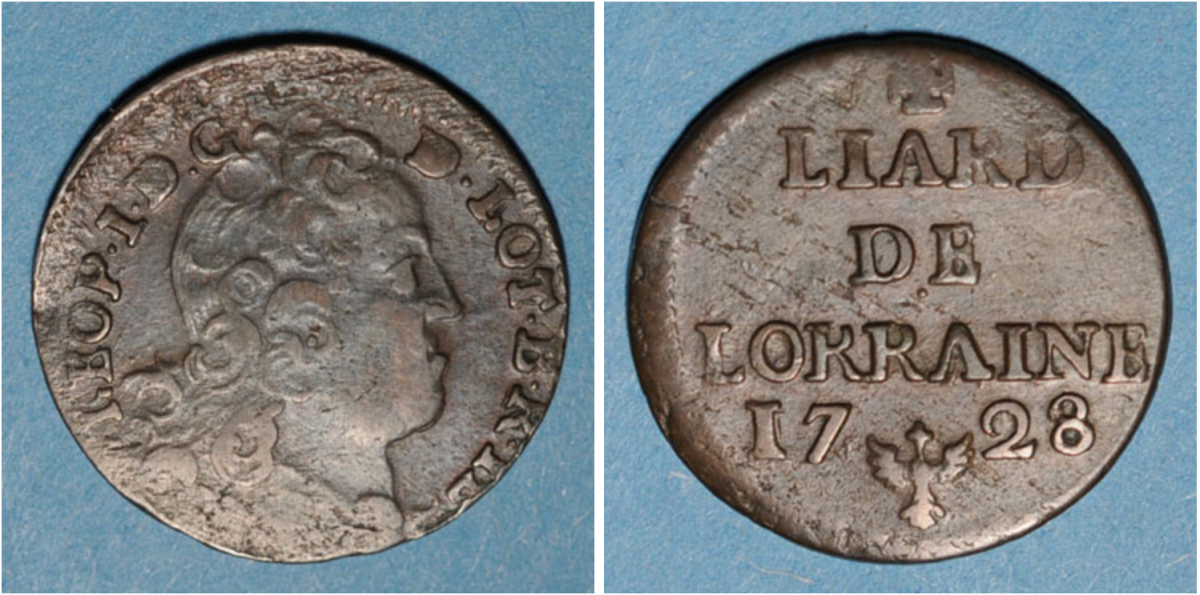 Liard 1628