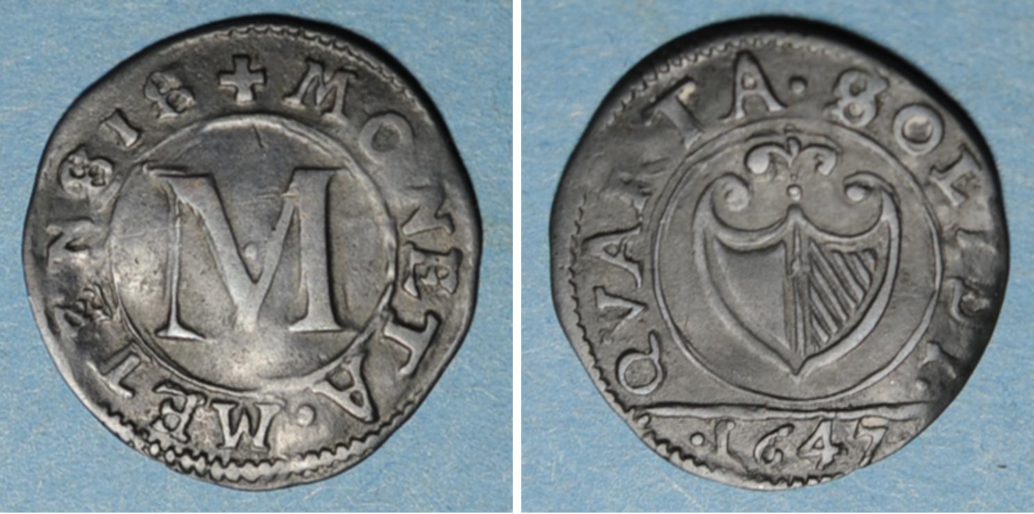 1647 Liard ou quart de sous