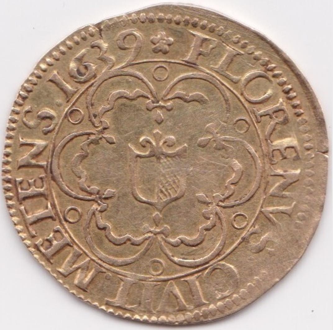 florin 1639 R