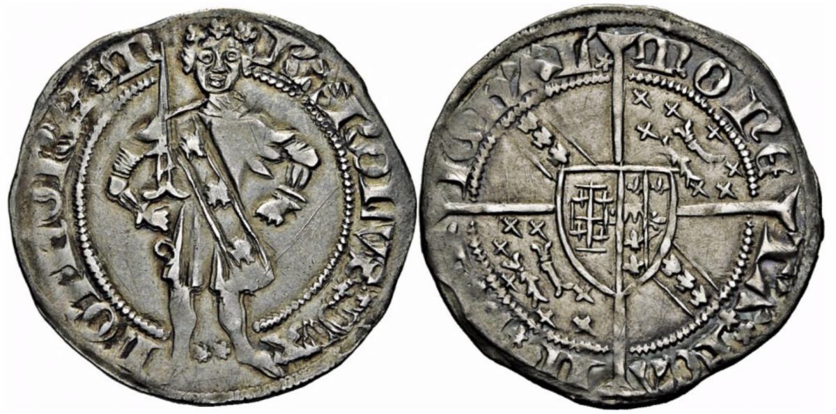 Gros charles II Saint Mihiel