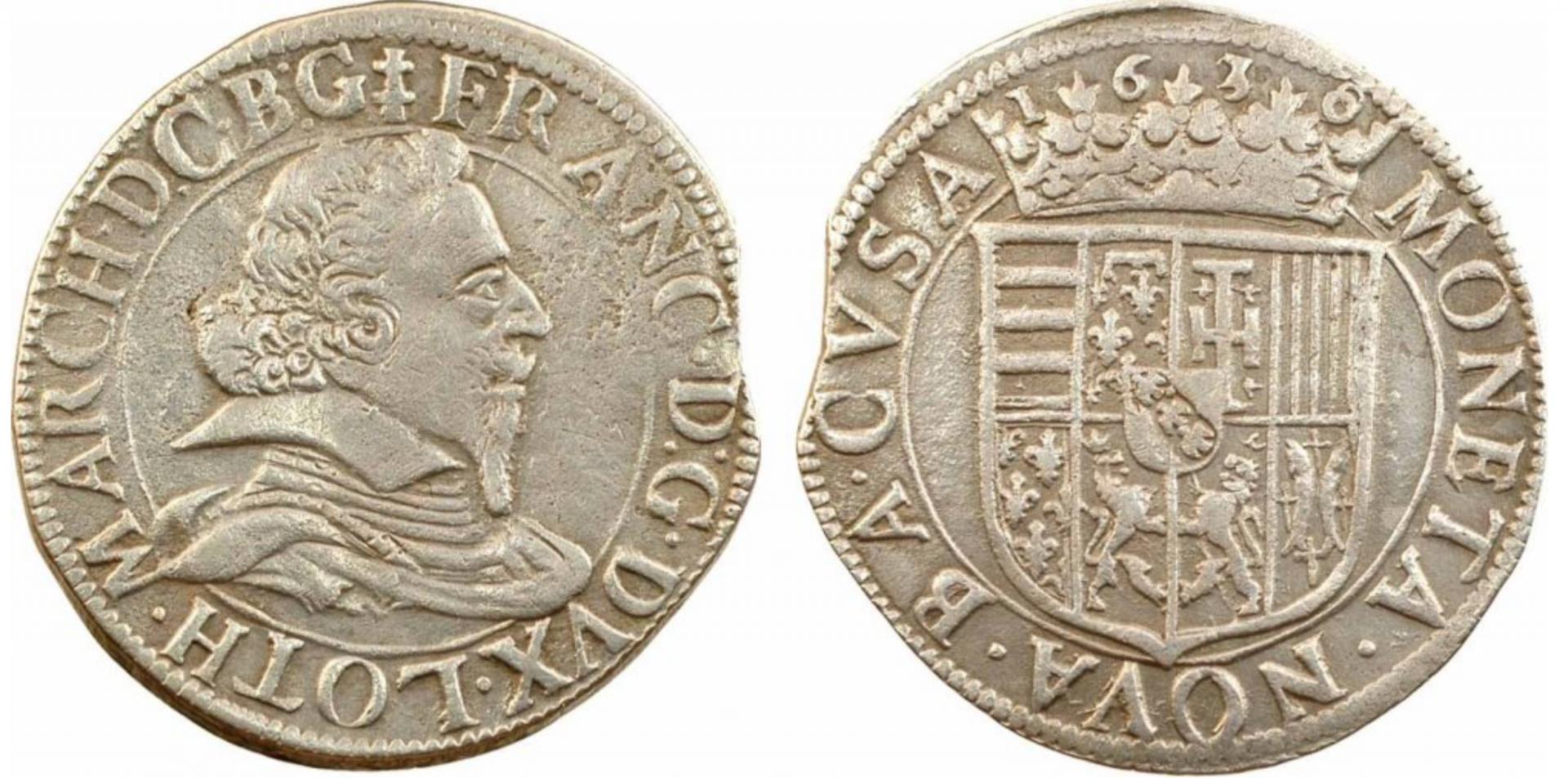 Teston François II 1630
