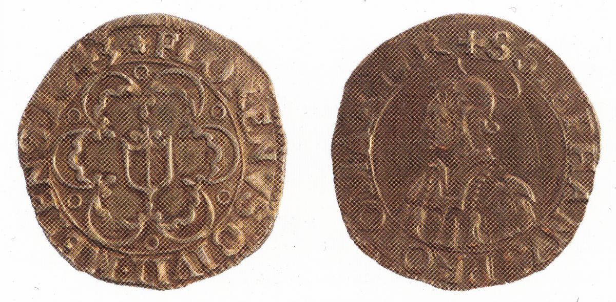 Florin 1643 musee