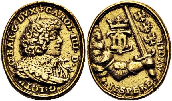 Medaille charles iiii