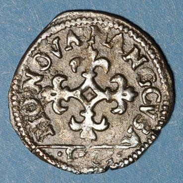 Monnaies lorraine duche de lorraine charles iii 1545 1608 liard 1581 nancy 134614r