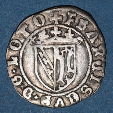 francois i 1544 1545 demi gros nancy 125859a