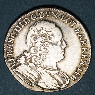 Monnaies lorraine duche de lorraine francois iii 1729 1737 teston 1736 r r 135921a