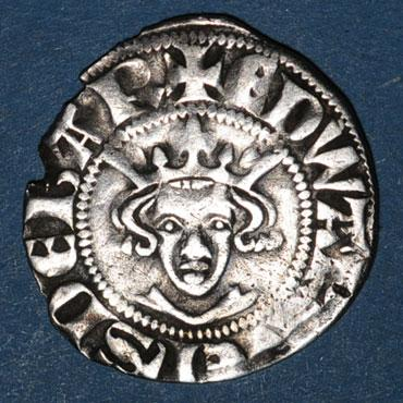 Monnaies lorraine lorraine bar edouard i 1302 1336 esterlin saint mihiel r r 125880a