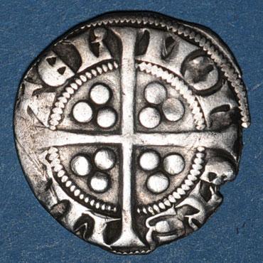 Monnaies lorraine lorraine bar edouard i 1302 1336 esterlin saint mihiel r r 125880r