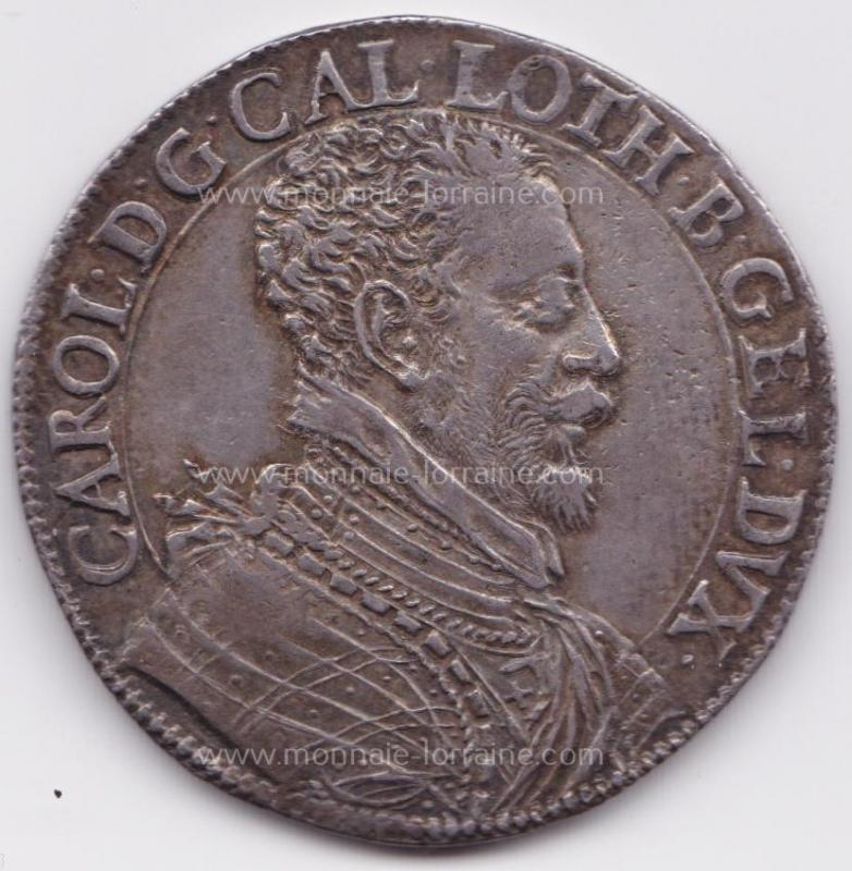 N 123 nancy a florin d argent charles iii flon n 123 pages 654 16 09 gr